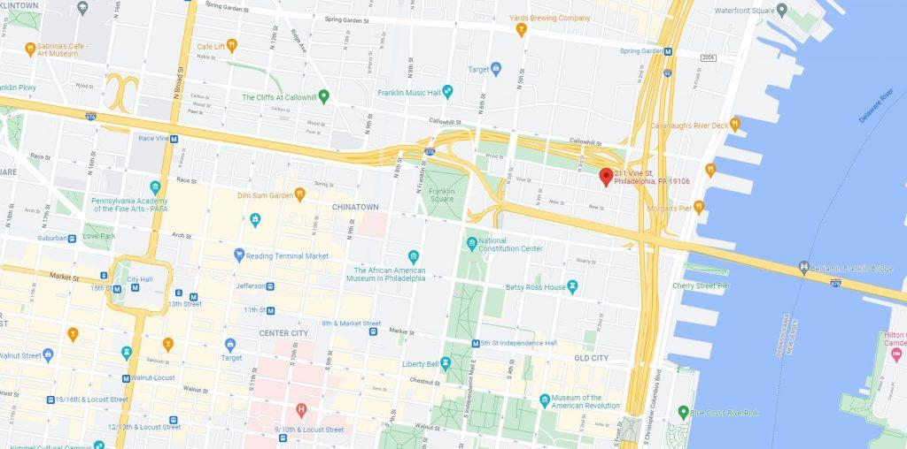 207-11 Vine Street. Credit: Google Maps