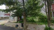 351 West Queen Street. Looking northwest. Credit: Google Maps
