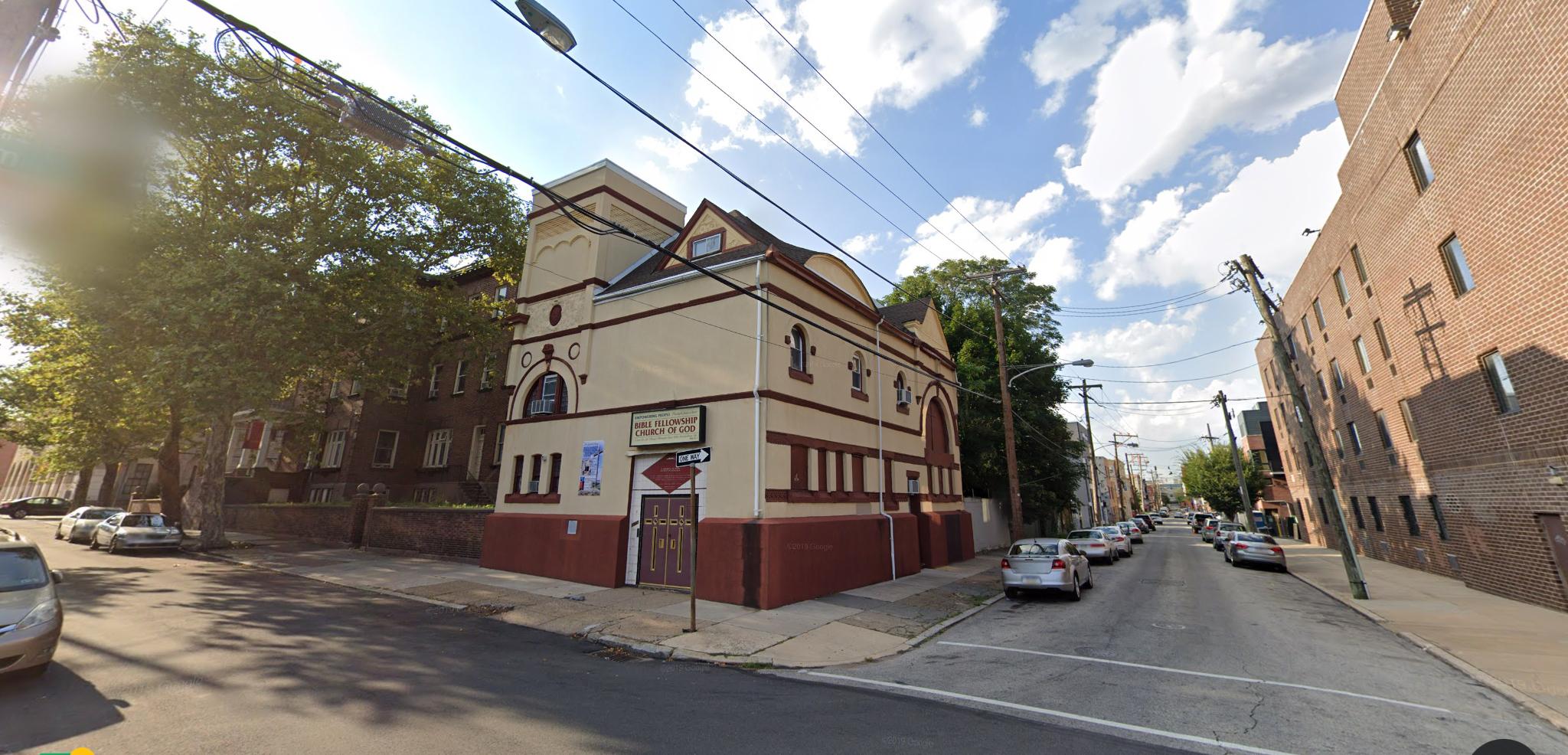 Current view of 1504 North Sydenham Street. Credit: Google.